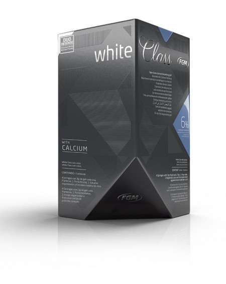 White Class 6% - Kit (Cosmetic)