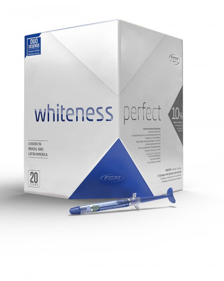 Whiteness Perfect 10% - Kit...