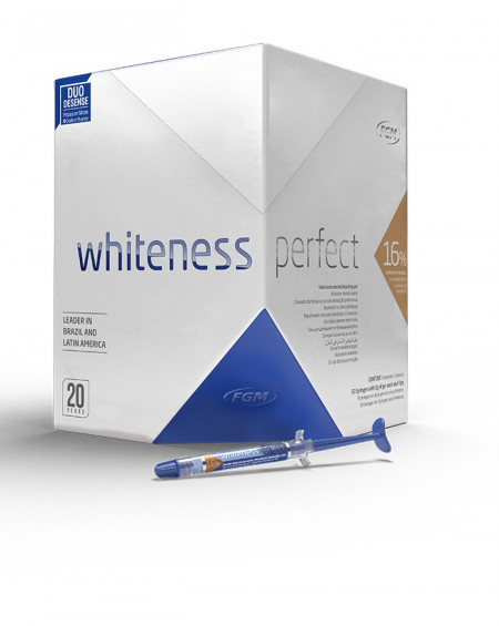 Whiteness Perfect  16% - 5 Jeringas